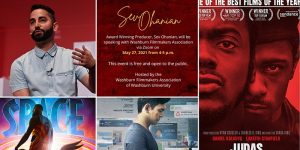 Washburn Filmmakers Association to host Sev Ohanian, award winning producer