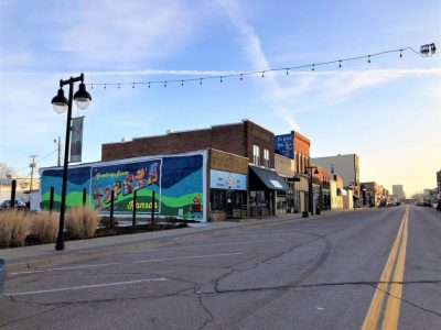 Saturday distraction: NOTO is a hidden gem in Topeka. Spending the day here for the Saturday Market can prove to be a fun experience.