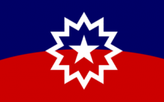 Freedom and justice: The Juneteenth flag is a symbol of freedom and justice for Black Americans and African Americans.