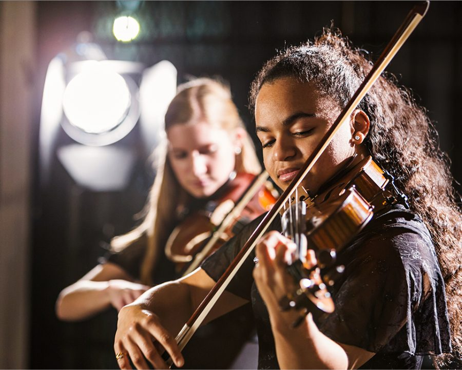 A night of music: For nine nights in the summer, come to White Concert Hall to enjoy a variety of music styles. This year