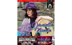 Grammy-nominated artist: The Danielle Nicole Band will be playing at Jayhawk Theatre in Topeka on June 18.