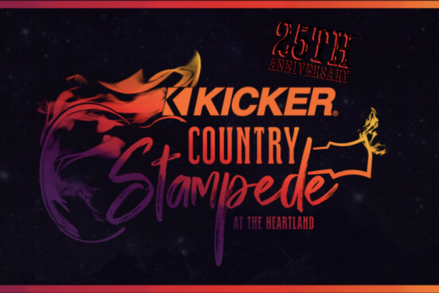 Country Stampede is back: Heartland is hosting Kicker Country Stampede for its 25th anniversary. Big names like Riley Green, Sam Hunt and Luke Combs are to perform this weekend.