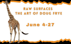 Only in NOTO: Visit the work of Doug Frye in the North Topeka Art District throughout June. His art focuses on finding healing.