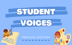 Your voice matters: Student Media wants to publish your voice on our website. Submit your work by clicking the