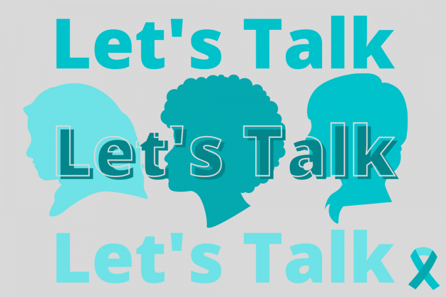 We need to talk: According to www.rainn.org, women aged 18-24 are at an elevated risk of experiencing sexual violence & 13% of all students experience rape or sexual assault while at college.