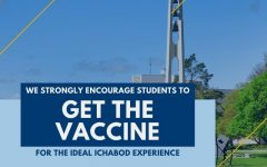 The ideal Ichabod experience: Students are encouraged to get vaccinated before the school year begins as the Delta variant has caused an uproar of COVID-19 cases across the country.