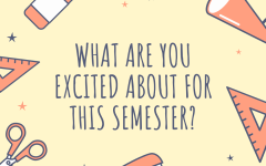 Bods on the block: Students share what they are excited about this fall semester.