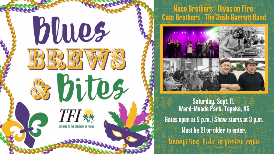 Blues, Brews & Bites: TFI is holding a charity festival that will benefit children in foster care.