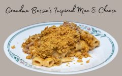 Grandma Bessies inspired Mac & Cheese