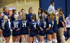 On Saturday, Sep. 18, 2021, Washburn volleyball defeated the University of Nebraska at Kearney 3-1. The win moved the Ichabods to the number one spot for the first time in program history.