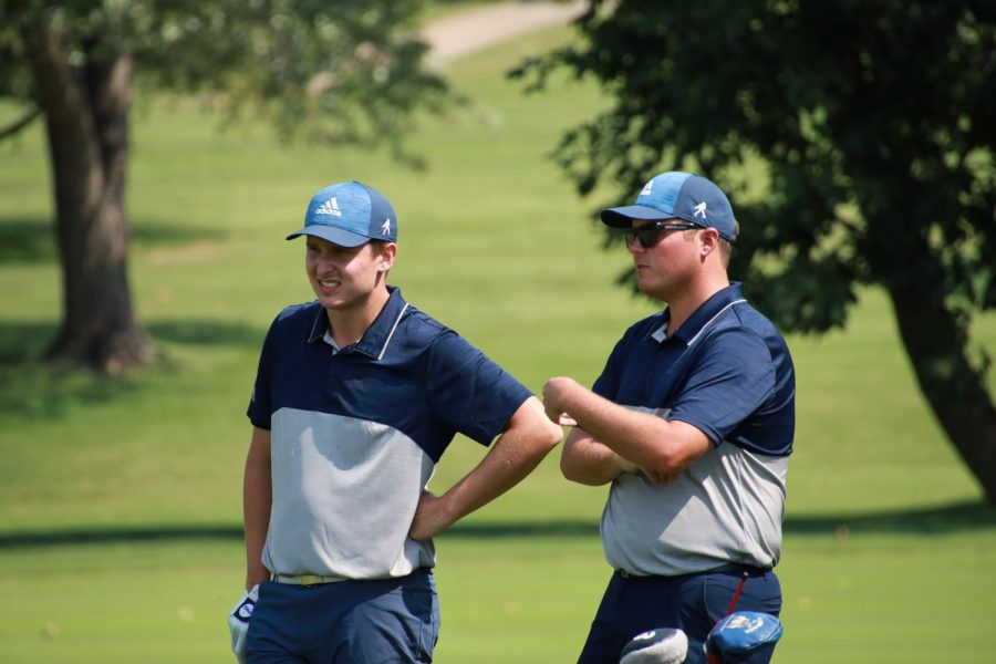 Ronnie McHenry takes over as head coach of Washburns golf team after being hired in August 2021.